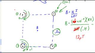 Physics Unit 20.4 Magnetic Field in A Wire Part 3