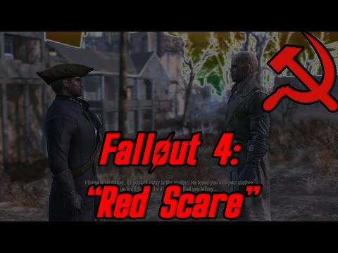"""Fallout 4 - """"Red Scare"""" (XB1)