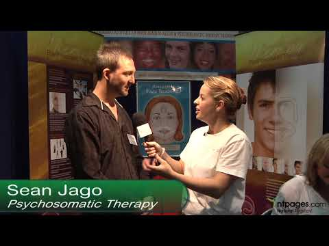 Psychosomatic Therapy at Mind Body Spirit Festival Sydney May 2011