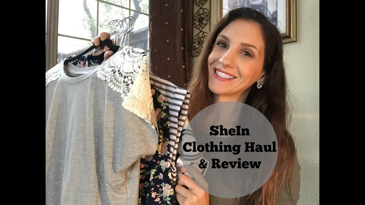 SHE IN Clothing Haul + Review!! Spring 2016 Video Download MP4 3GP