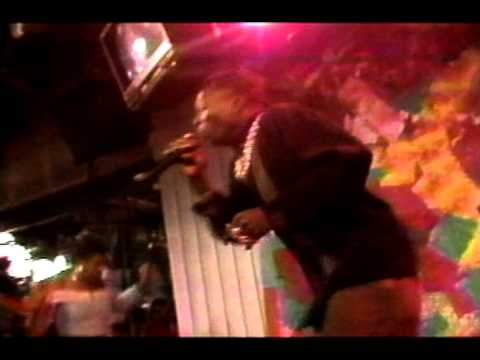 """SHABBA RANKS performs """"Mr Lover Man""""  on Electric Circus 1990"""