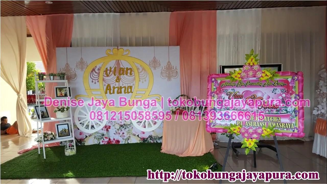 Toko bunga jayapura papan bunga ucapan wedding pernikahan youtube toko bunga jayapura papan bunga ucapan wedding pernikahan junglespirit Gallery