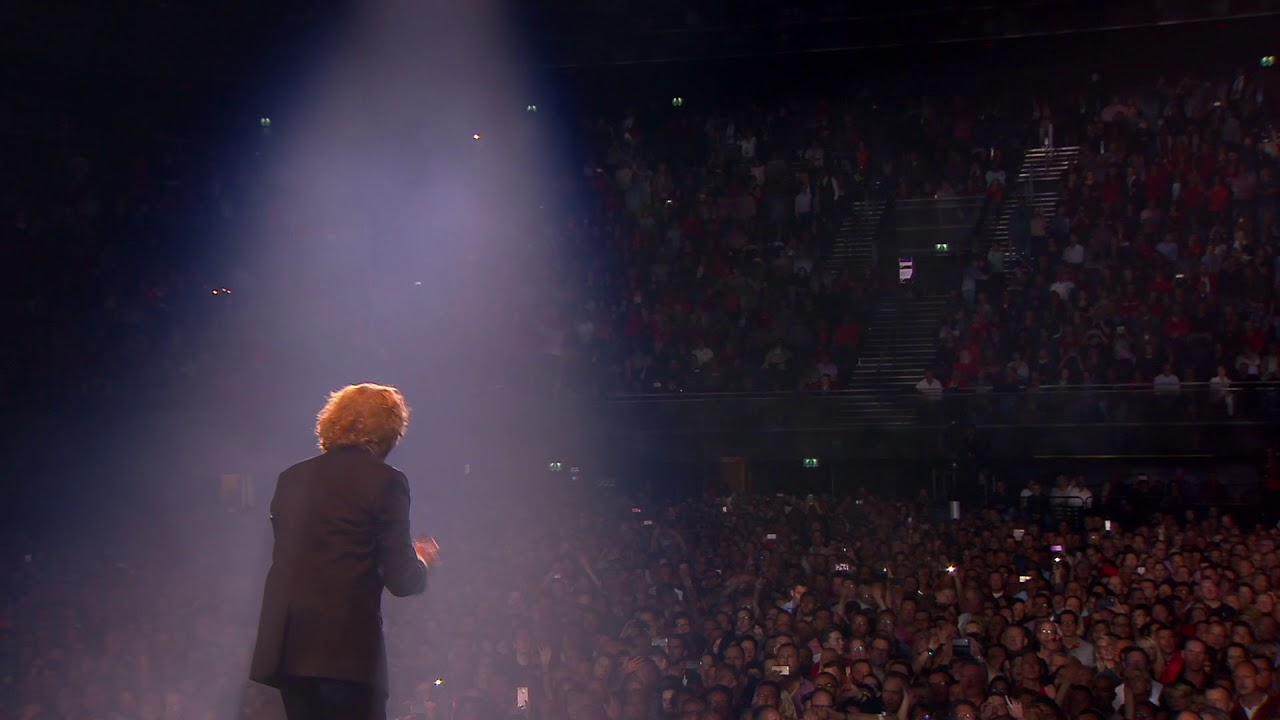 Simply Red Symphonica In Rosso Trailer Youtube