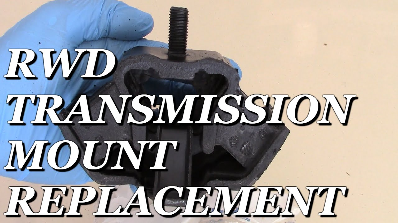 is300 manual transmission mount