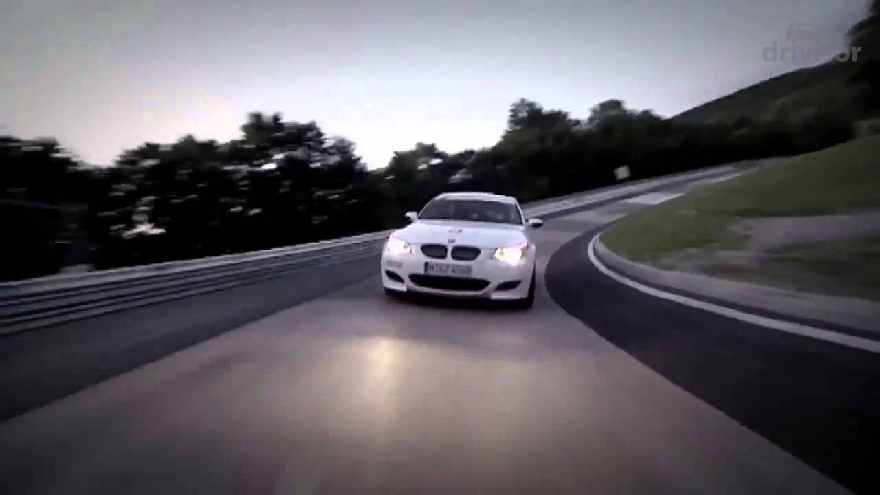 BMW Serie 5 M5 2004  Drivisor  YouTube