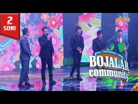 Bojalar Community 2-son (09.03.2017)
