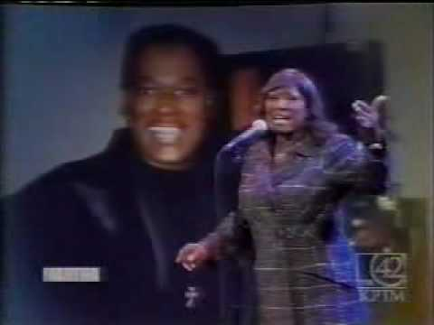 Patti Labelle Tribute Luther Vandross Here&Now