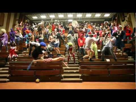 Harlem Shake - Télécom ParisTech (french university)