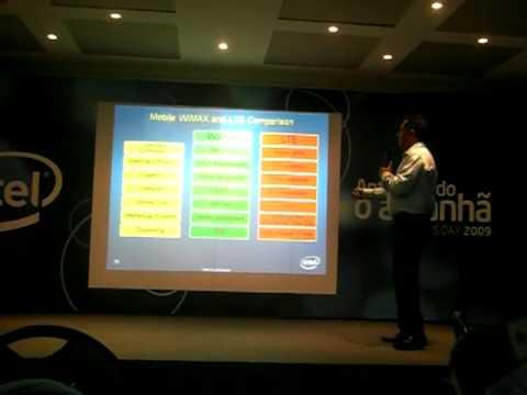 LTE - Siavash Alamouti, Fellow do Grupo de Mobilidade da Intel