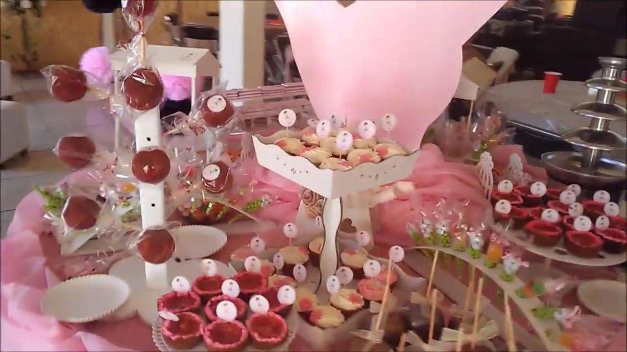Decoraciones - La fiesta temática de XV años #tema París - YouTube