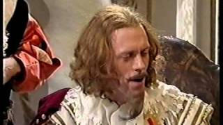 Stephen Fry & Hugh Laurie - outtakes (bloopers) - HILARIOUS!