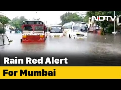 Heavy Rain Alert Again In Mumbai