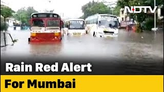 Heavy Rain Alert Again In Mumbai