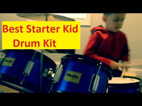 2 Mendini Drum Set Reviews To Pick Your Child S Kit Today
