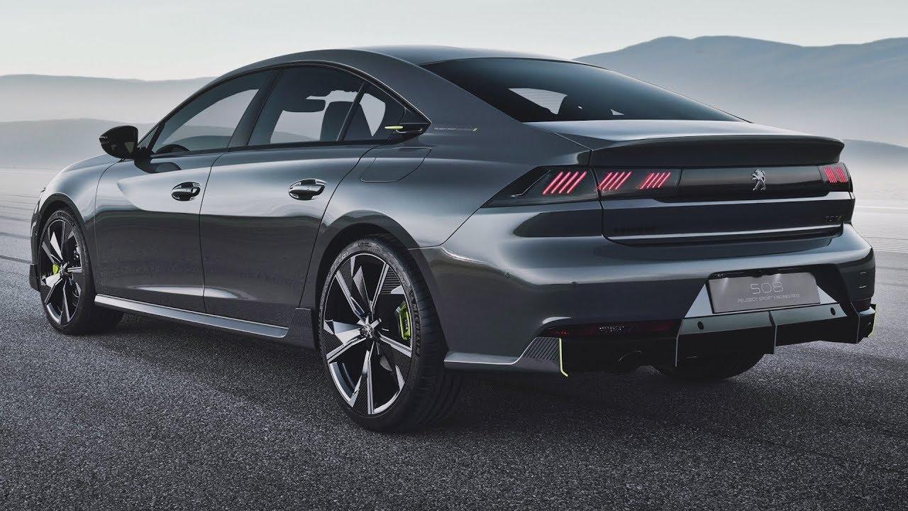2020 Peugeot 508 Sport Engineered - NEO PERFORMANCE!