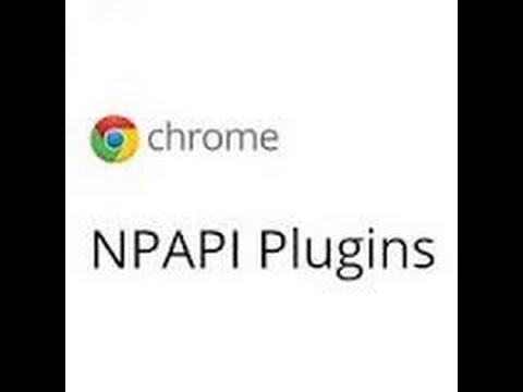 Как включить npapi