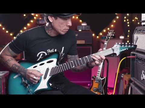 Eastwood Guitars Backlund 800 Demo With RJ Ronquillo