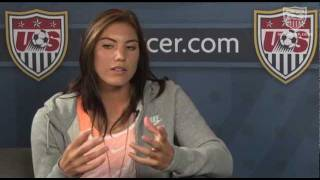 Studio 90 Extra Time: Hope Solo, Pt. 1