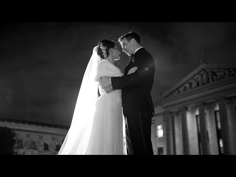 Michael and Rebecca- The most amazing Philly Wedding