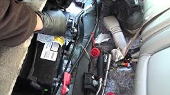 02 deville battery install