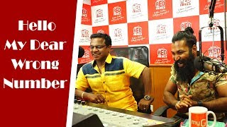 Dharmajan Bolgatty | Hello My Dear Wrong Number | RJ Shambu | Red FM Malayalam | EP-129