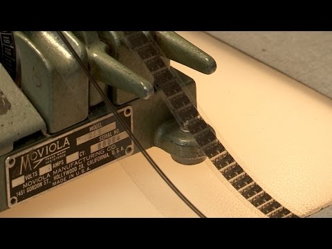 Digitizing & Preserving FDR Films: American Artifacts