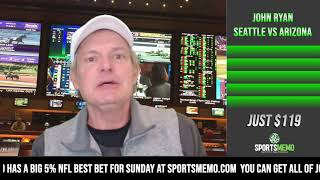 NFL Cardinals vs Seahawks Free Play and Prediction | TNF Picks and Predictions for 11/19