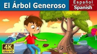 El Árbol Generoso | Cuentos para dormir | Cuentos Infantiles | Cuentos De Hadas Españoles