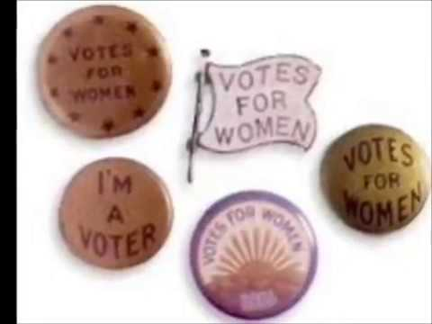 Voices of Democracy: The Womans Suffrage Movement