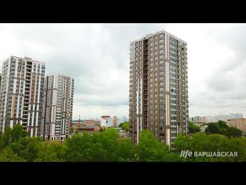 LIFE-Варшавская I Ход строительства. Май 2020 I ГК Пионер