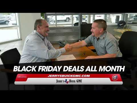 Jerry's Buick GMC - Black Friday