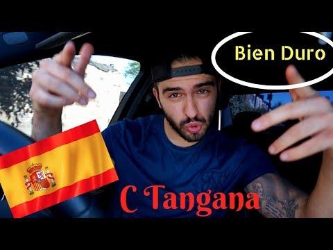 C TANGANA - BIEN DURO....BRITISH REACTION TO SPANISH MUSIC!!