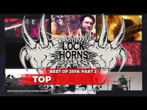 LOCK HORNS | Best Metal Albums of 2016