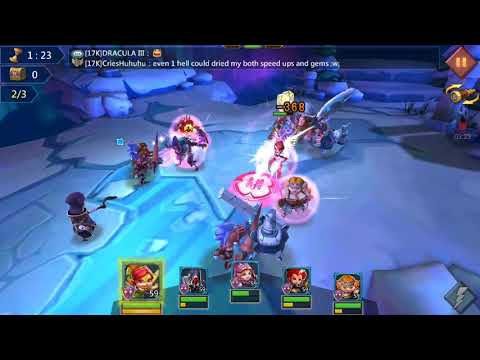Lords Mobile 8 - 3 Elite Lvl 59 F2p