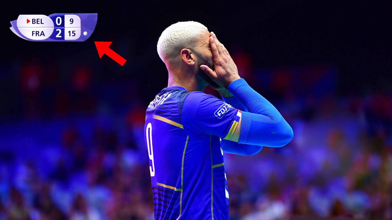 DON'T Mess With Earvin N'Gapeth   HERE'S WHY !!! (HD)