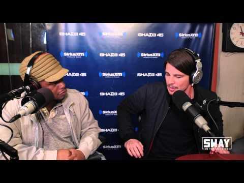 Josh Hartnett Talks Meeting Kid Cudi, Directing