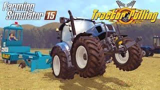 Farming Simulator 2015 Tractor Pulling