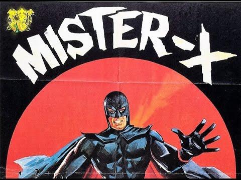 Avenger X (Mister X) - Full movie by Film&Clips