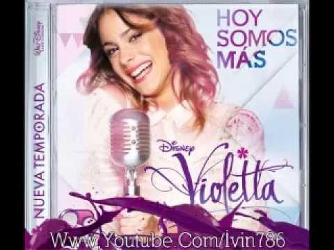 Violetta CD Hoy Somos Mas COMPLETO FULL + LINK DE DESCARGA] (360p)