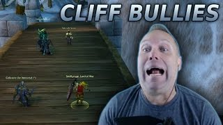 YOU SHALL NOT PASS - Swifty Cliff Bullies (Alterac Valley) - WoW Legion PvP