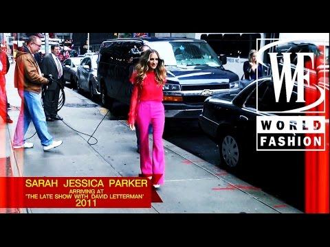 Celebrity Style - Sarah Jessica Parker