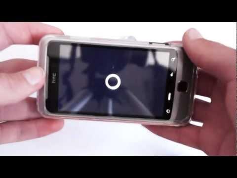 Обзор прошивки HTC Desire Z android 4.0.3 sense 4.0