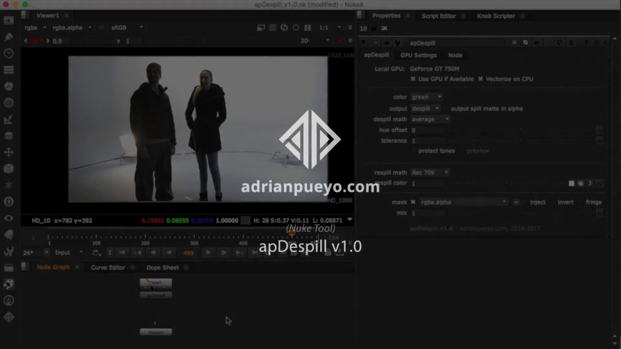 apDespill v1 0 for Nuke by CG Plugins