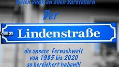"""34 Jahre """"Die Lindenstraße muss bleiben"""" Frühere Darsteller der Lindenstraße von 1985 bis 2020"""