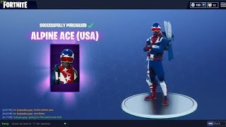 Fortnite WAITING for TODAY's STORE 17/12 Sera skin of Christmas?