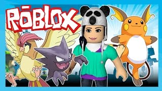 ROBLOX-POKÉMON GO: NEW POKÉMONS IN POKÉDEX #8