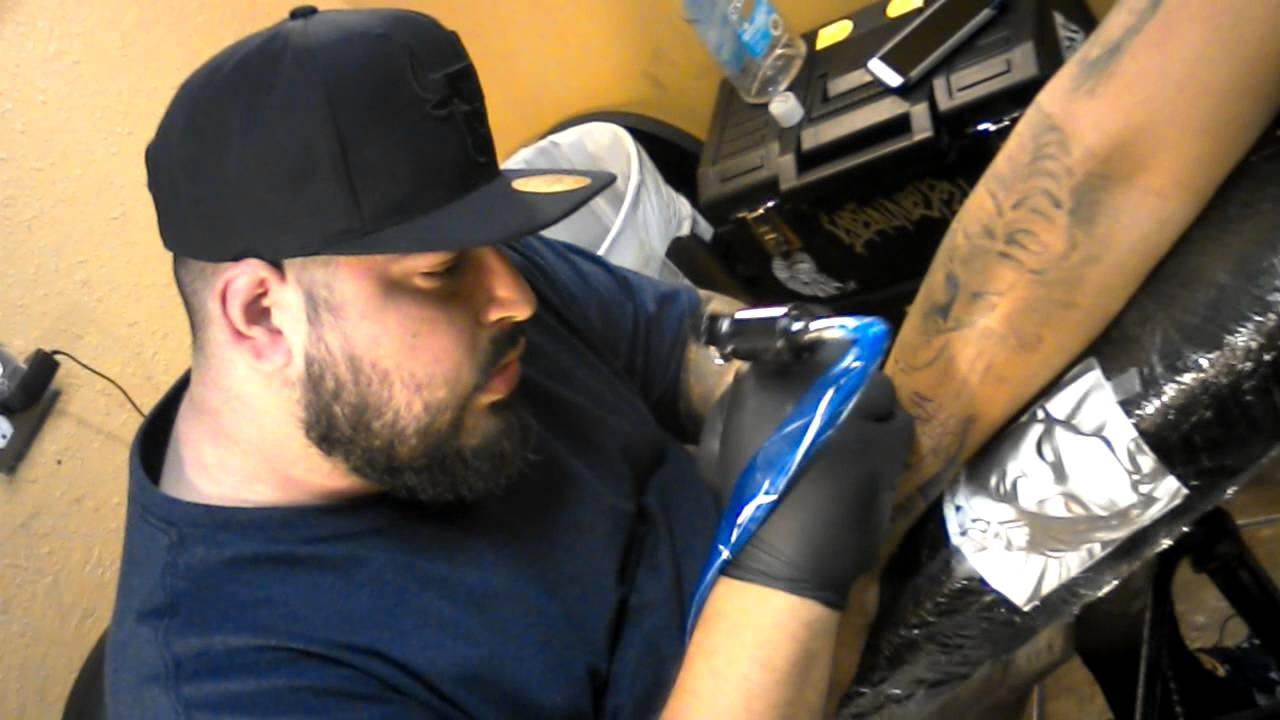 Firme copias tattoo tattoos by spinner top youtube for Firme copias tattoo