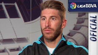 Entrevista   Interview Sergio Ramos, jugador del Real Madrid - HD