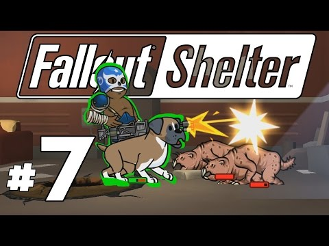 Fallout Shelter PC - Ep. 7 - Mole Rat Broodmother! - Lets Play Fallout Shelter PC Gameplay