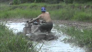 Jason Aldean-Take A Little Ride-Sabine ATV Park-7-21-12-LMP